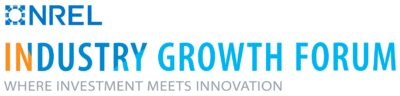 Apply now for the 2022 NREL Industry Growth Forum!